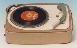Philips turntable