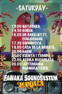 FAWAKA SATURDAY